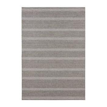 Covor potrivit și pentru exterior Elle Decor Brave Laon, 160 x 230 cm, gri imagine