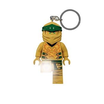Breloc luminos LEGO® Ninjago Legacy Gold Ninja bonami.ro