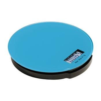 Cântar de bucătărie digital Premier Housewares Zing, albastru bonami.ro