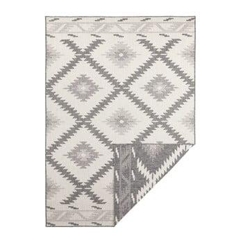 Covor adecvat pentru exterior Bougari Criss, 230 x 160 cm, gri-crem imagine