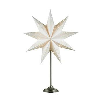 Decorațiune luminoasă Markslöjd Solvalla, înălțime 64 cm, alb poza bonami.ro