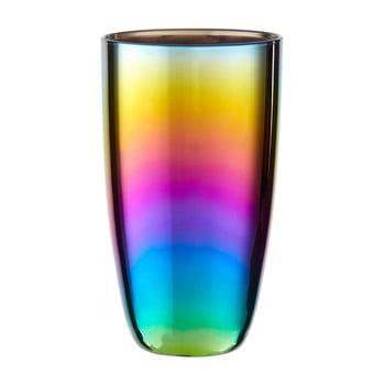 Set 4 pahare cu efect de curcubeu Premier Housewares Rainbow, 507 ml bonami.ro