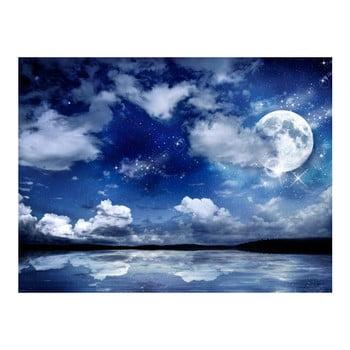 Tapet în format mare Bimago Magic Night, 300 x 210 cm poza bonami.ro