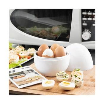 Aparat de fiert ouă la cuptorul cu microunde InnovaGoods poza bonami.ro