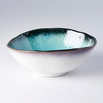 Bol din ceramică MIJ Sky, ø24 cm, albastru poza bonami.ro