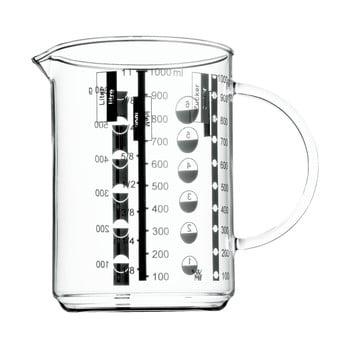 Cană măsurare WMF, 1 l, sticlă bonami.ro