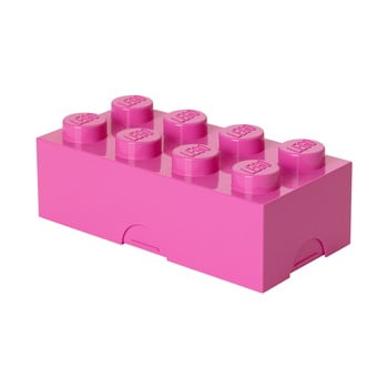 Cutie pentru prânz LEGO®, roz poza bonami.ro