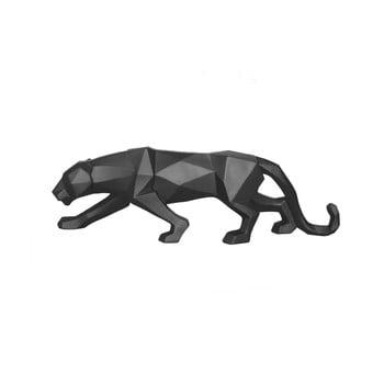 Statuetă PT LIVING Origami Panther, negru mat bonami.ro