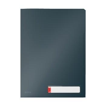 Mapă de birou cu sortare Leitz Cosy, A4, gri bonami.ro