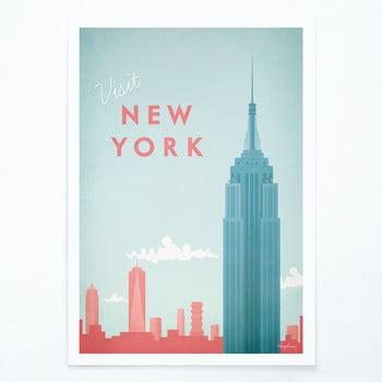 Poster Travelposter New York, A2 bonami.ro