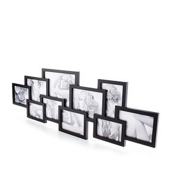 Ramă pentru 10 fotografii Tomasucci Collage, negru bonami.ro