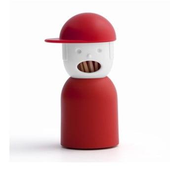 Suport pentru scobitori Qualy&CO Picky Boy, roșu bonami.ro