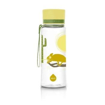 Sticlă Equa Chameleon, 600 ml, galben poza bonami.ro