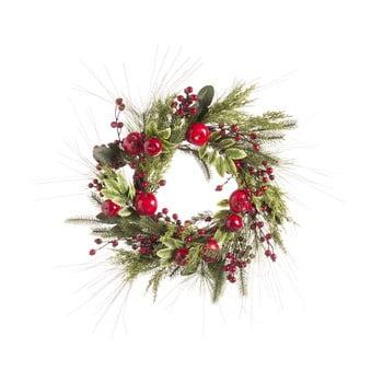 Coroniță pentru Crăciun Unimasa Holly, ø 55 cm bonami.ro