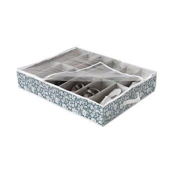 Cutie de depozitare sub pat pentru pantofi Compactor Vicky Shoes 76 x 60 cm poza bonami.ro