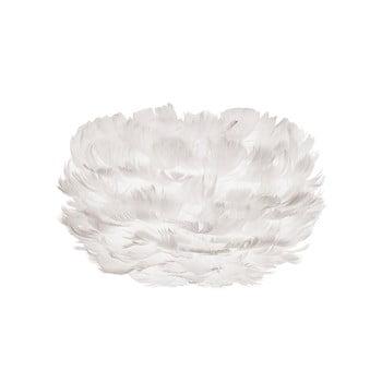 Abajur cu pene de gâscă UMAGE EOS, ⌀ 22 cm, alb poza bonami.ro