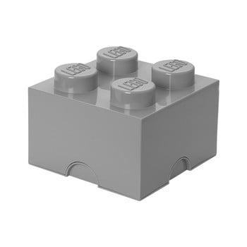 Cutie depozitare LEGO®, gri bonami.ro