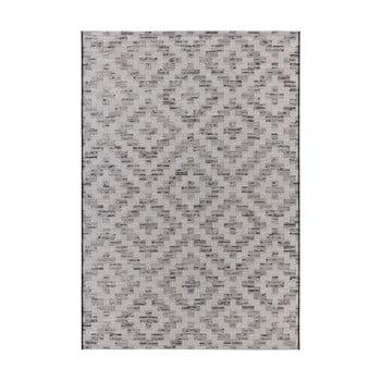 Covor adecvat pentru exterior Elle Decor Curious Creil, 115 x 170 cm, crem - bej bonami.ro
