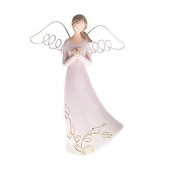 Decorațiune în formă de înger Dakls, înălțime 13 cm bonami.ro