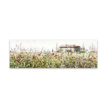Tablou imprimat pe pânză Styler Grasses, 140 x 45 cm bonami.ro