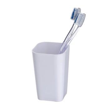 Suport pentru periuțe dinți Wenko Candy, alb bonami.ro