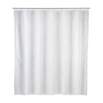 Perdea duș Wenko Daylight, alb poza bonami.ro