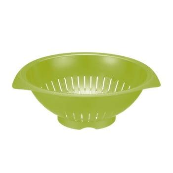 Strecurătoare salată Westmark Apple, 25 cm, verde poza bonami.ro