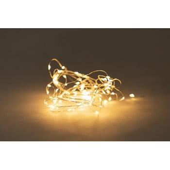 Ghirlandă luminoasă cu LED și baterie Luuka, 60 becuri bonami.ro