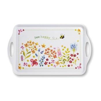 Tavă servire Cooksmart Bee Happy, mare bonami.ro
