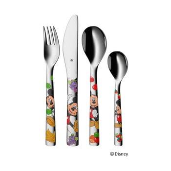 Set 4 tacâmuri pentru copii WMF Mickey Mouse poza bonami.ro