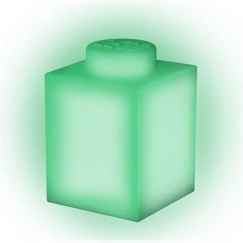 Lumină de veghe LEGO® Classic Brick, verde poza bonami.ro