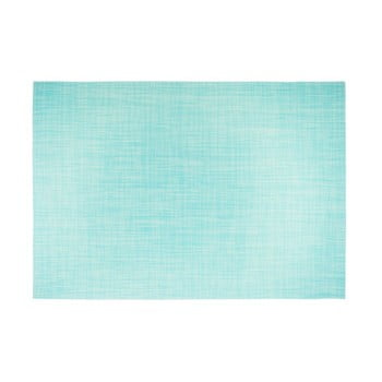 Suport pentru farfurie Tiseco Home Studio Melange Simple, 30x45cm, albastru bonami.ro
