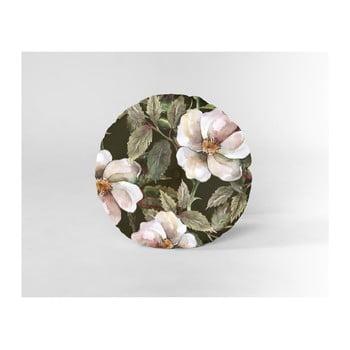 Pernă din microfibră Surdic Redondo, ø 45 cm, model flori bonami.ro