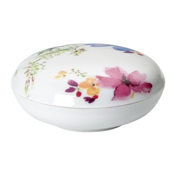 Vas decorativ din porțelan Villeroy & Boch Mariefleur Gifts, motiv floral, multicolor poza bonami.ro