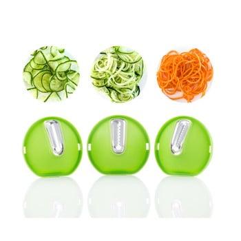 Feliator legume în formă de spirală 3 în 1 InnovaGoods poza bonami.ro