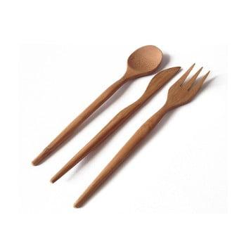 Tacâmuri din bambus Bambum, 18 buc. poza bonami.ro