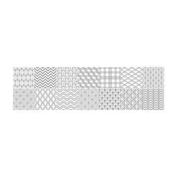 Set 2 autocolante pentru scări Ambiance Thorvald, 15 x 105 cm bonami.ro