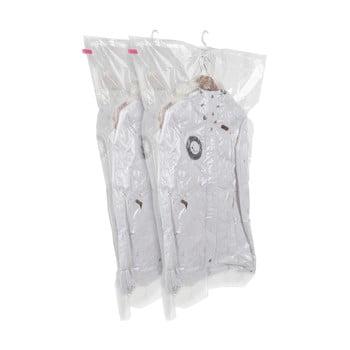 Set 2 saci cu vid de agățat pentru haine Compactor Espace, 70 x 105 cm bonami.ro