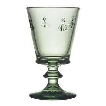 Pahar pentru vin La Rochére Abeille, 240 ml, verde poza bonami.ro