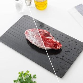 Tavă pentru dezghețat alimente Innovagoods Defrost, 35 x 20,5 cm poza bonami.ro