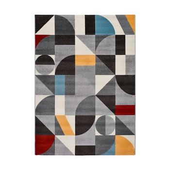 Covor Universal Delta Multi, 160 x 230 cm, gri imagine