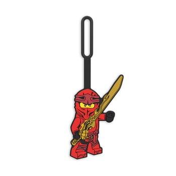Etichetă pentru bagaj LEGO® NINJAGO Kai bonami.ro