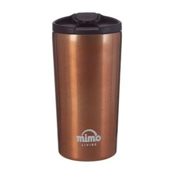 Sticlă termos Premier Housewares, 250 ml, negru-arămiu poza bonami.ro