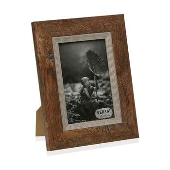Ramă foto din lemn pentru fotografie Versa Madera Marron, 17x22cm bonami.ro