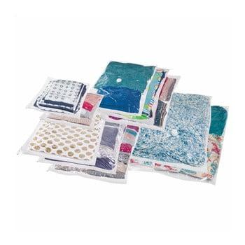 Set 10 saci cu vacuum iDesign Storage bonami.ro