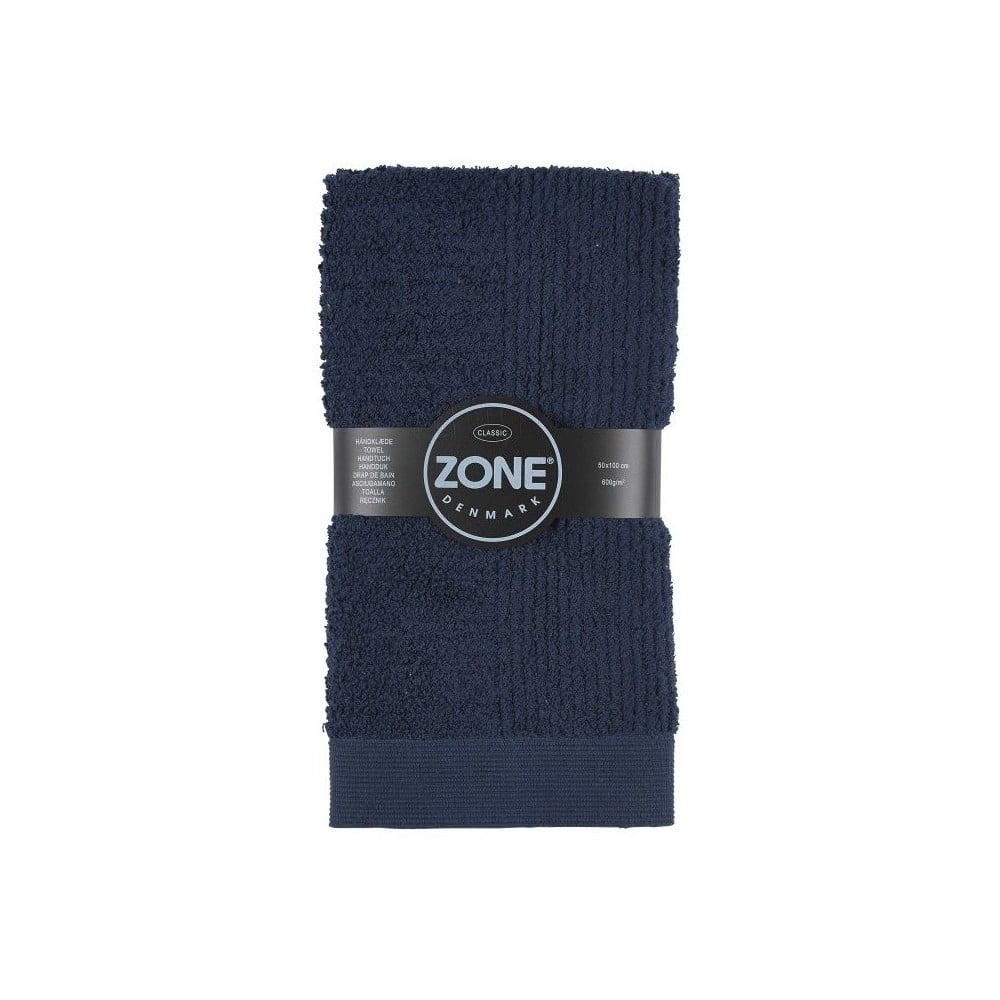 Prosop Zone Classic , 50 x 100 cm, albastru închis