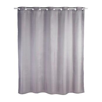 Perdea duș Wenko Comfort Flex, 180x200cm, gri bonami.ro
