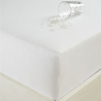 Husă protecție pat impermeabilă, 160 x 200 cm poza bonami.ro
