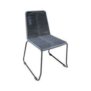 Set 4 scaune de grădină Ezeis Clipper, gri imagine