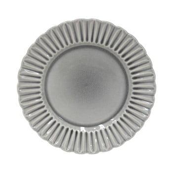 Farfurie din gresie ceramică Costa Nova Cristal, ⌀ 28 cm, gri poza bonami.ro